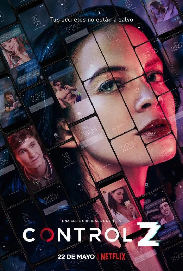 Control Z Temporada 2 Completa 1080p Dual Latino/Ingles