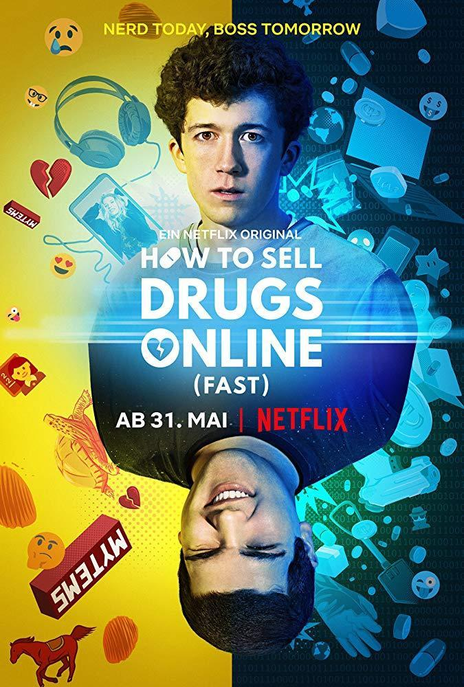 How To Sell Drugs Online: Fast Temporada 1 a la 3 720p