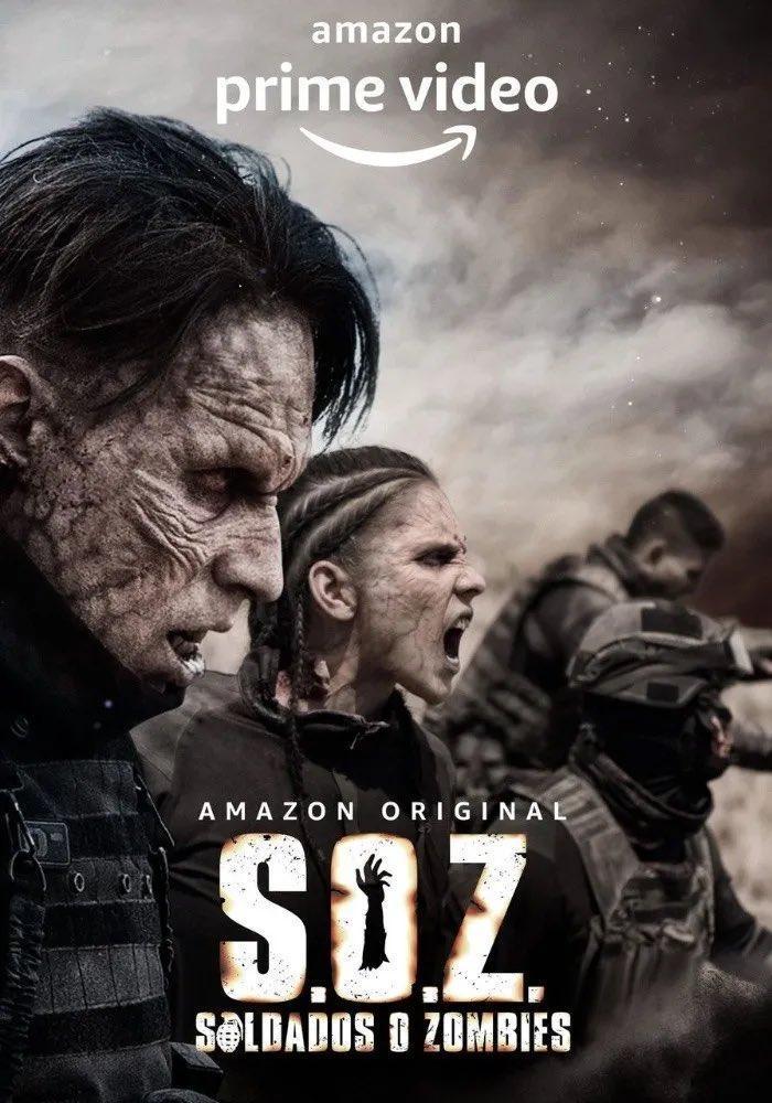 S.O.Z. Soldados O Zombies Temporada 1 1080p Latino